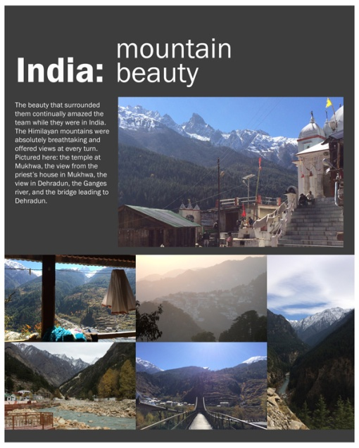 India- mountain beauty web